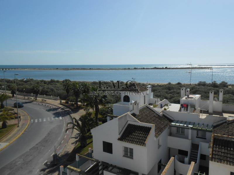 Inmo costa piso en alquiler zona puerto deportivo de isla - Inmobiliaria isla cristina ...