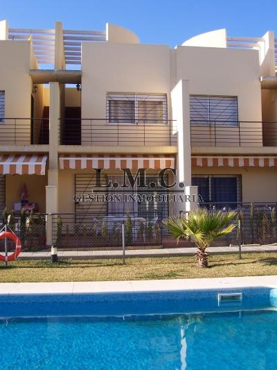 LMC INMOBILIARIA Dúplex Dorado Playa Isla Cristina HUELVA