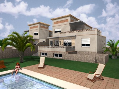 LMC INMOBILIARIA Casa Campo De Golf Islantilla Isla Cristina HUELVA