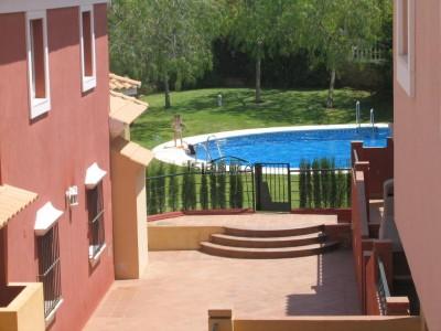 Islántica Inmobiliaria Apartamento-Dúplex Islantilla Campo De Golf Isla Cristina HUELVA