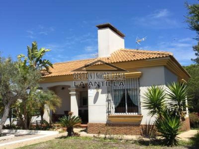 Gestión Inmobiliaria La Antilla Chalet Playa De La Antilla Lepe HUELVA