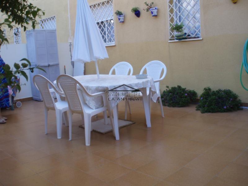 Bajo con jardín Playa De La Antilla La Antilla HUELVA Gestión Inmobiliaria La Antilla
