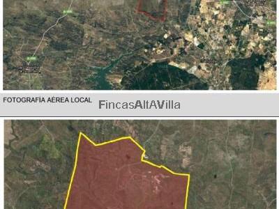 FINCAS ALTAVILLA SL Finca CAMPO Villanueva de los Castillejos HUELVA