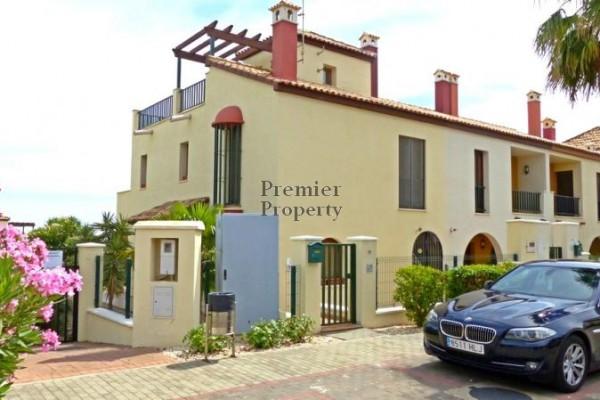 Premier Property sale Townhouse Costa Esuri, Las Lomas Ayamonte HUELVA