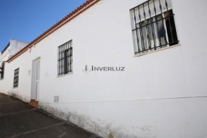 INVERLUZ, S.L. Casa centro poblacion Sanlúcar de Guadiana HUELVA