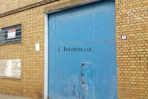 INVERLUZ, S.L. Nave poligono industrial, el salon santa gadea Ayamonte HUELVA