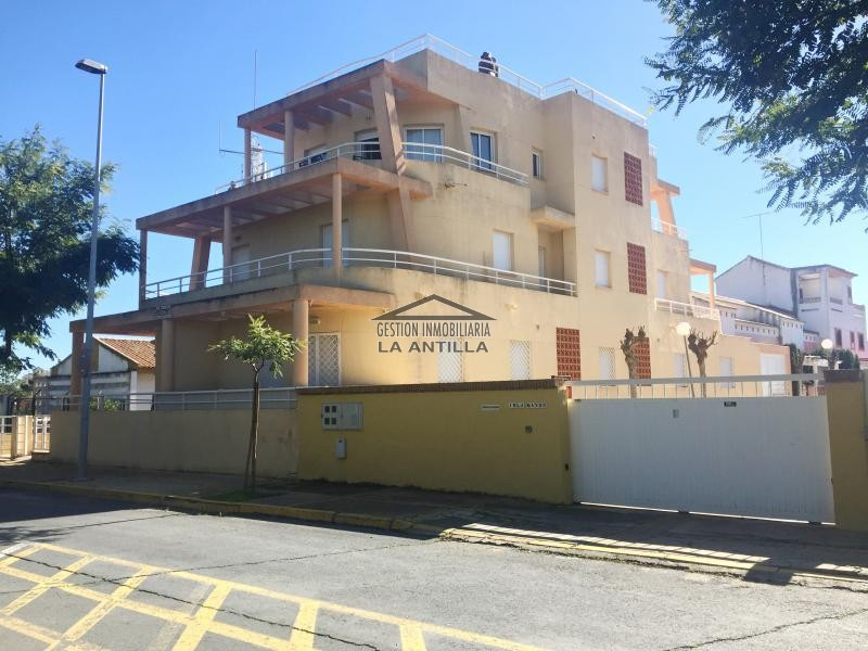 Gestión Inmobiliaria La Antilla Ático Playa de Islantilla La Antilla