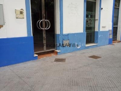 FINCAS ALTAVILLA SL Local CENTRO Ayamonte HUELVA