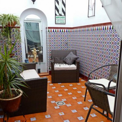Townhouse  - Bed. 4 Ayamonte, centre Ayamonte