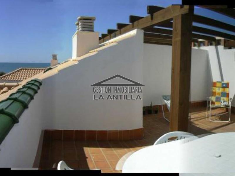 Gestión Inmobiliaria La Antilla Apartamento-Dúplex Playa de Urbasur Isla Cristina