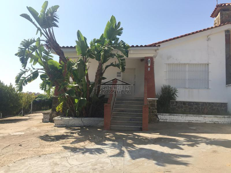Gestión Inmobiliaria La Antilla Chalet Playa de La Antilla La Antilla