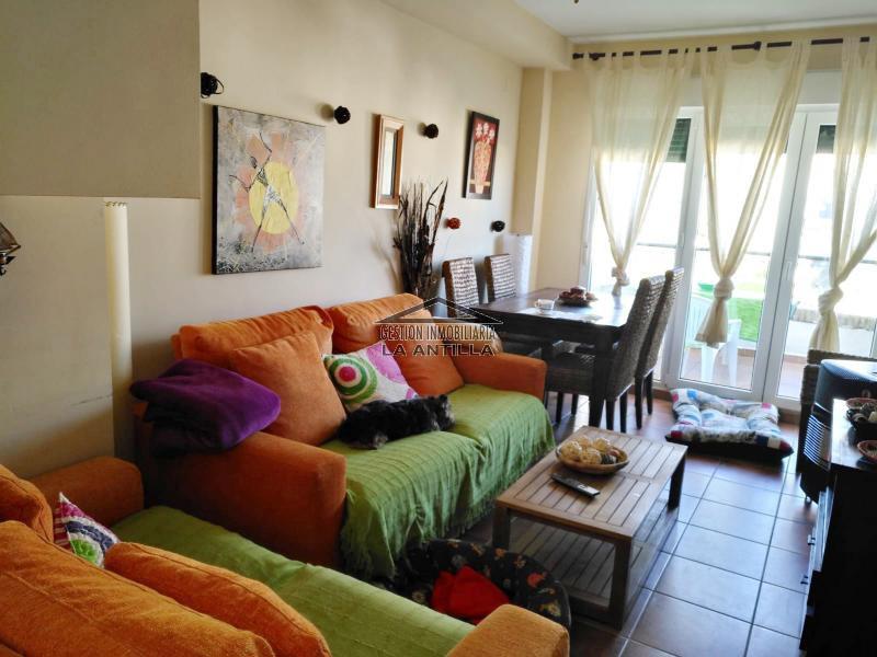 Gestión Inmobiliaria La Antilla Apartamento-Dúplex Playa de La Antilla La Antilla