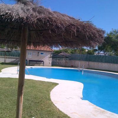 2716 Bajo con jardín Playa de La Antilla La Antilla