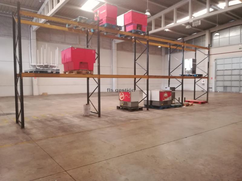 Nave Poligono industrial SEPES Ayamonte HUELVA FLS Gestión