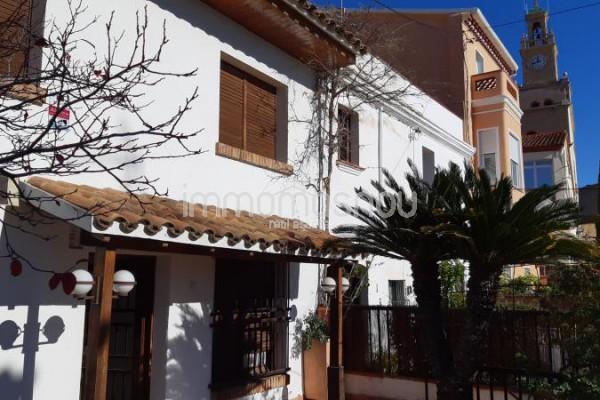 immoMasnou Venta Casa centro El Masnou BARCELONA