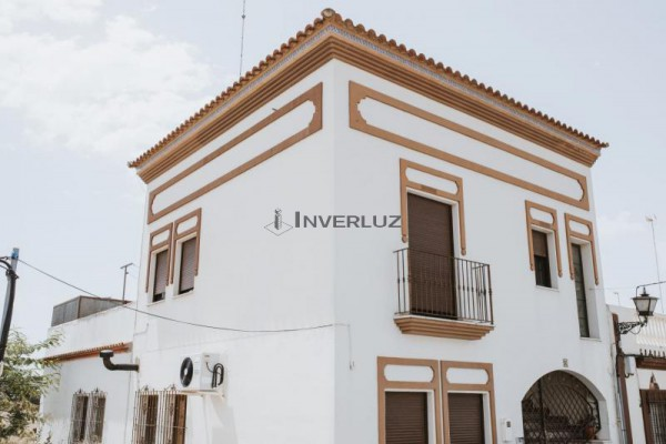 INVERLUZ, S.L. Venta Casa CENTRO POZO DEL CAMINO Ayamonte HUELVA