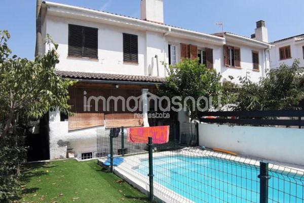 immoMasnou Venta Casa zona alta El Masnou BARCELONA