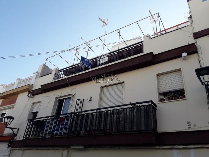 Islántica Inmobiliaria Piso Centro Isla Cristina HUELVA