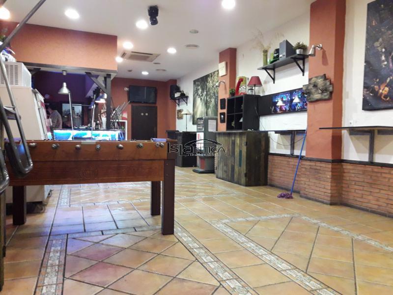 Islántica Inmobiliaria Local Centro Isla Cristina HUELVA