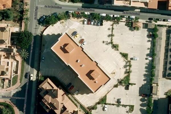 INVERLUZ, S.L. Venta Local Edificio La Rotonda Ayamonte HUELVA